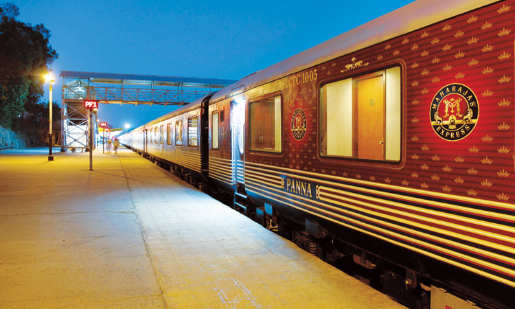 Explore the south in the rains on Maharaja Express!
