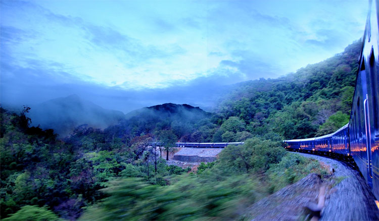 A tour to the Deccan in Asia's leading luxury train.