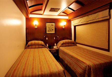 Junior suite Twin bedroom