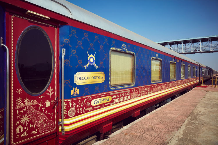 Why the Deccan Odyssey is the Ultimate Train Tour Experience.