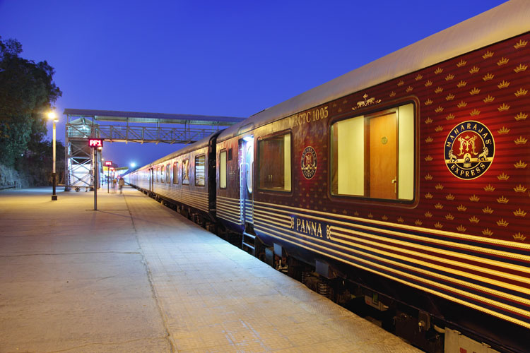 Explore the True Gems of India with Maharaja Express!