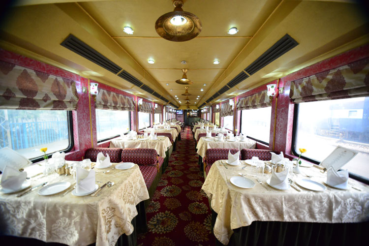 Why the Palace on Wheels is the Best Way to Experience Extravagance