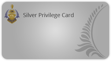 Silver-Privilege-Card