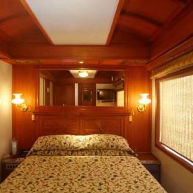 Junior Suite Double Bedroom